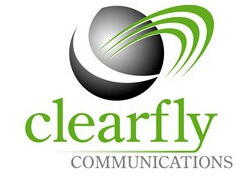Clearfly Communications Logo
